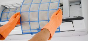 How often should you clean your aircon filter